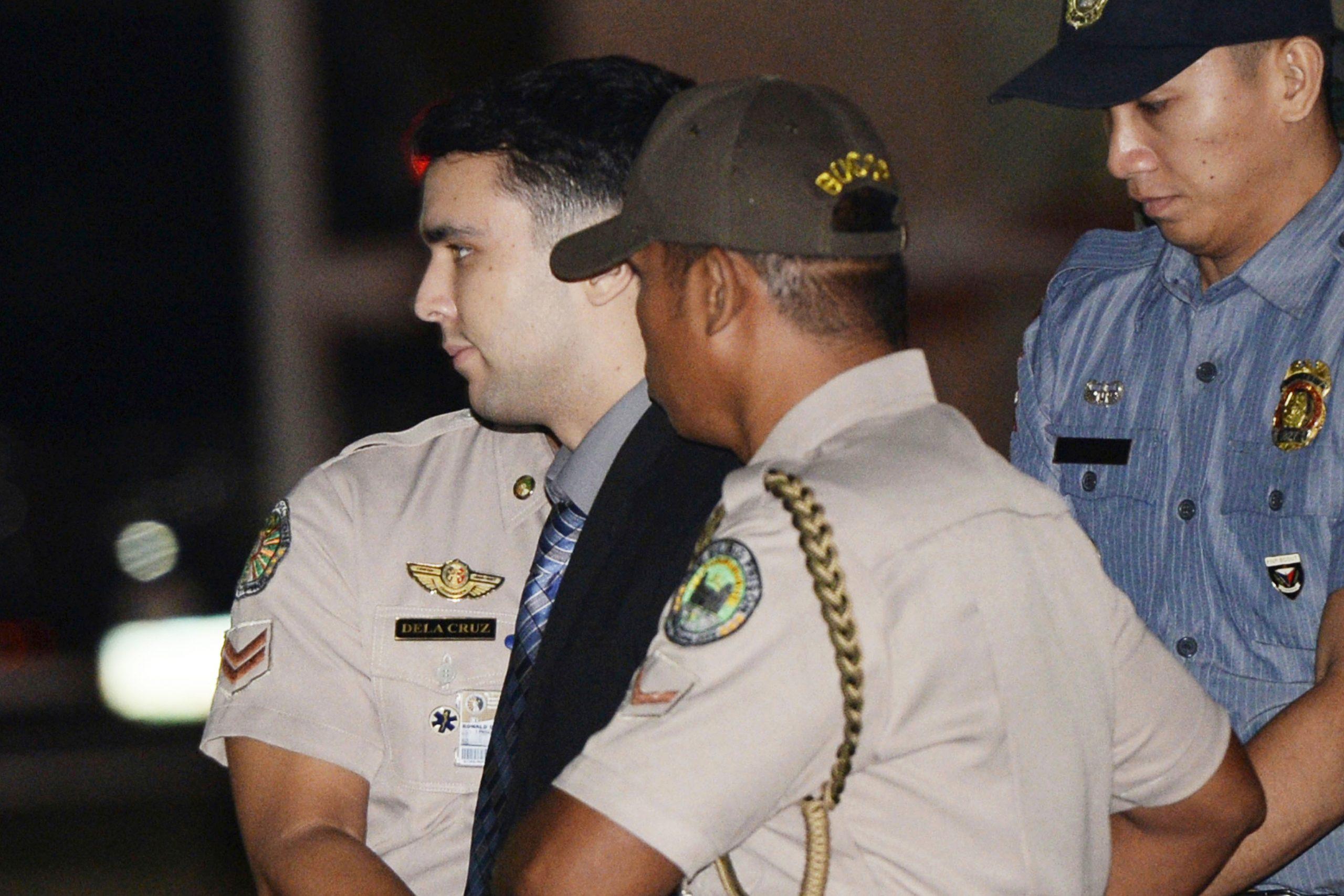 Philippine President Grazia US Navy in 2014 killing of transgender woman Jennifer Laude