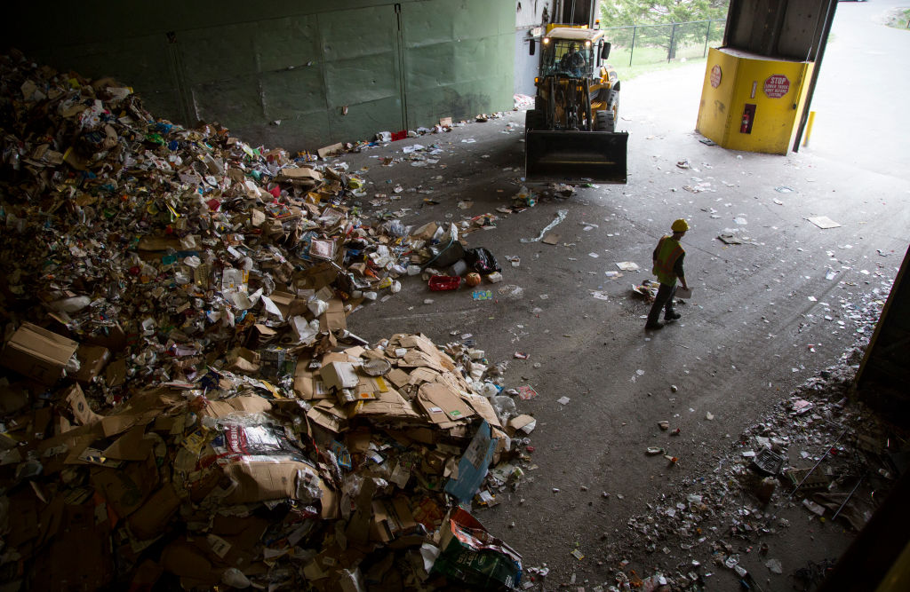 Secure recycling system broke America Want Austrian companies to foot the Bill