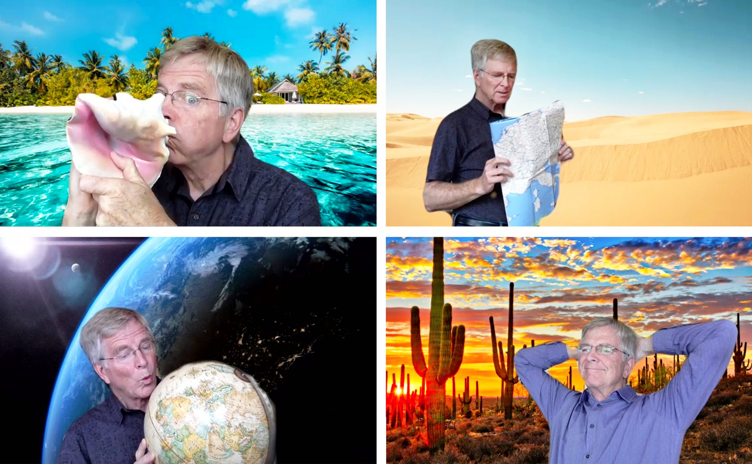 America Travel guru Rick Steves speaks to stay in one place what America gets wrong, and the dream of Escargots