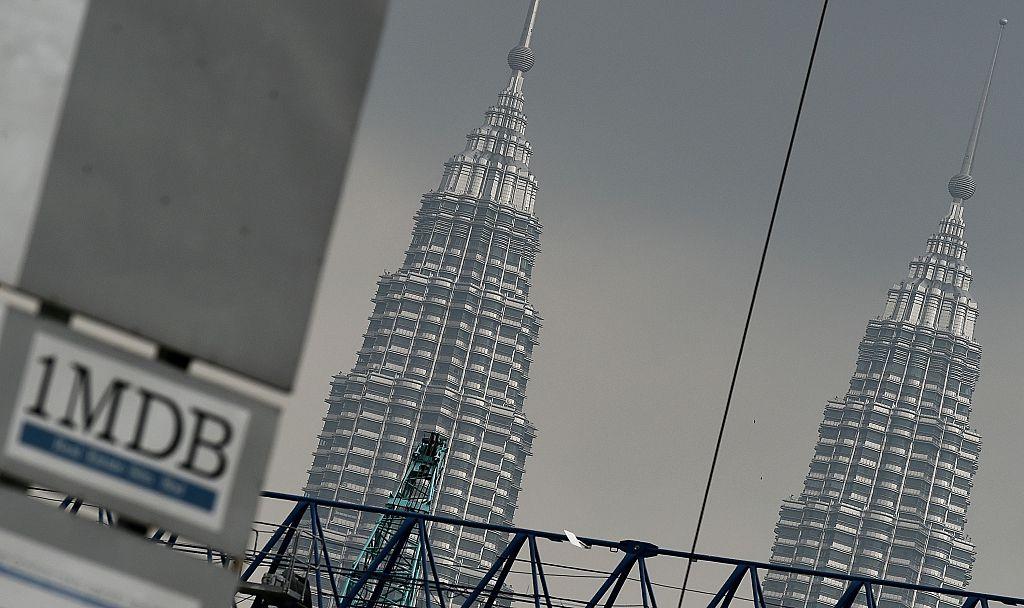 Producer Wolf of Wall Street 'agreement on 1MDB taxes