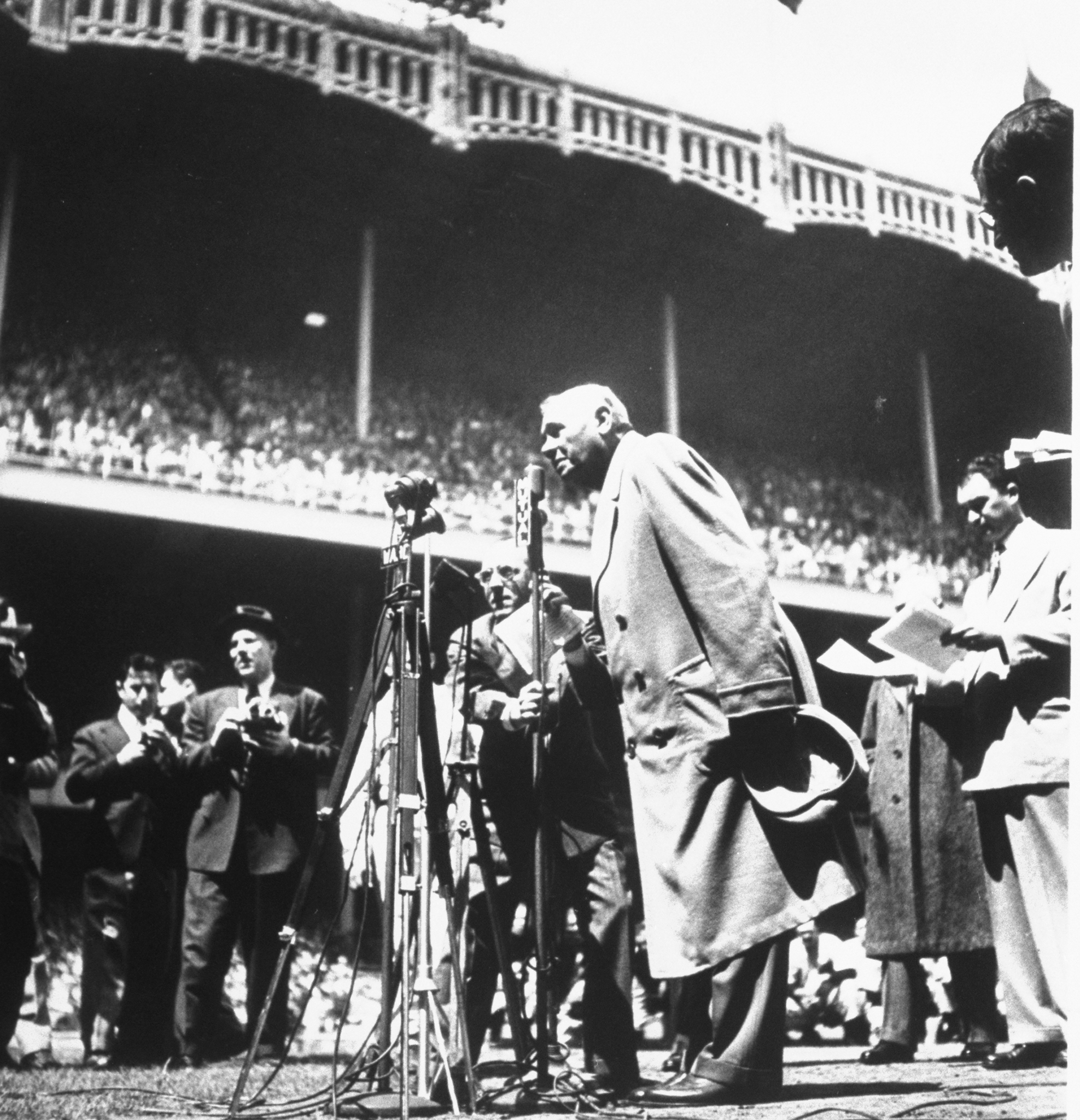 Read Babe Ruth 1948 obituary, was unforgettable, although Struck Out '
