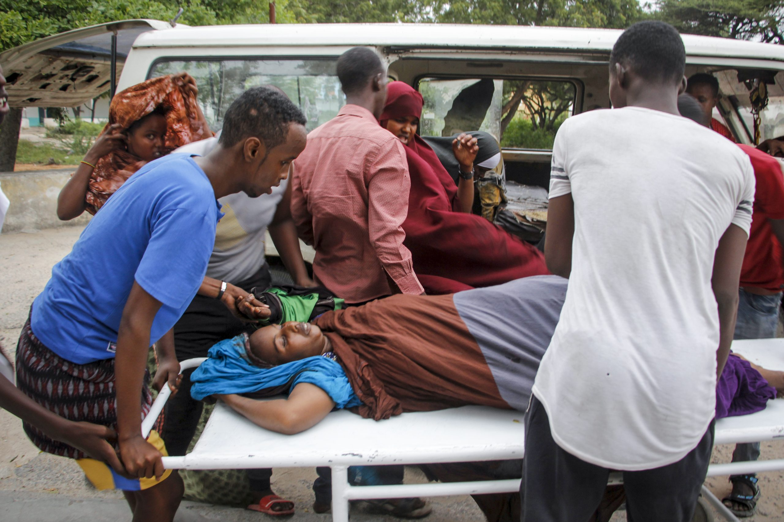 Security Somalia ends five hours rebel siege forces killed in a Mogadishu hotel 15