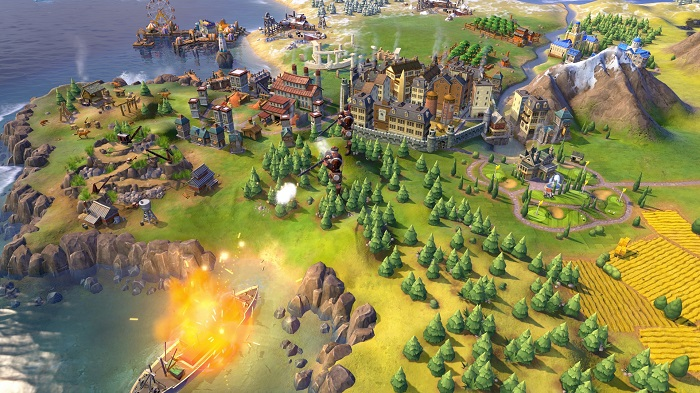 Sid Meier is to remember is that life is full of interesting decisions
