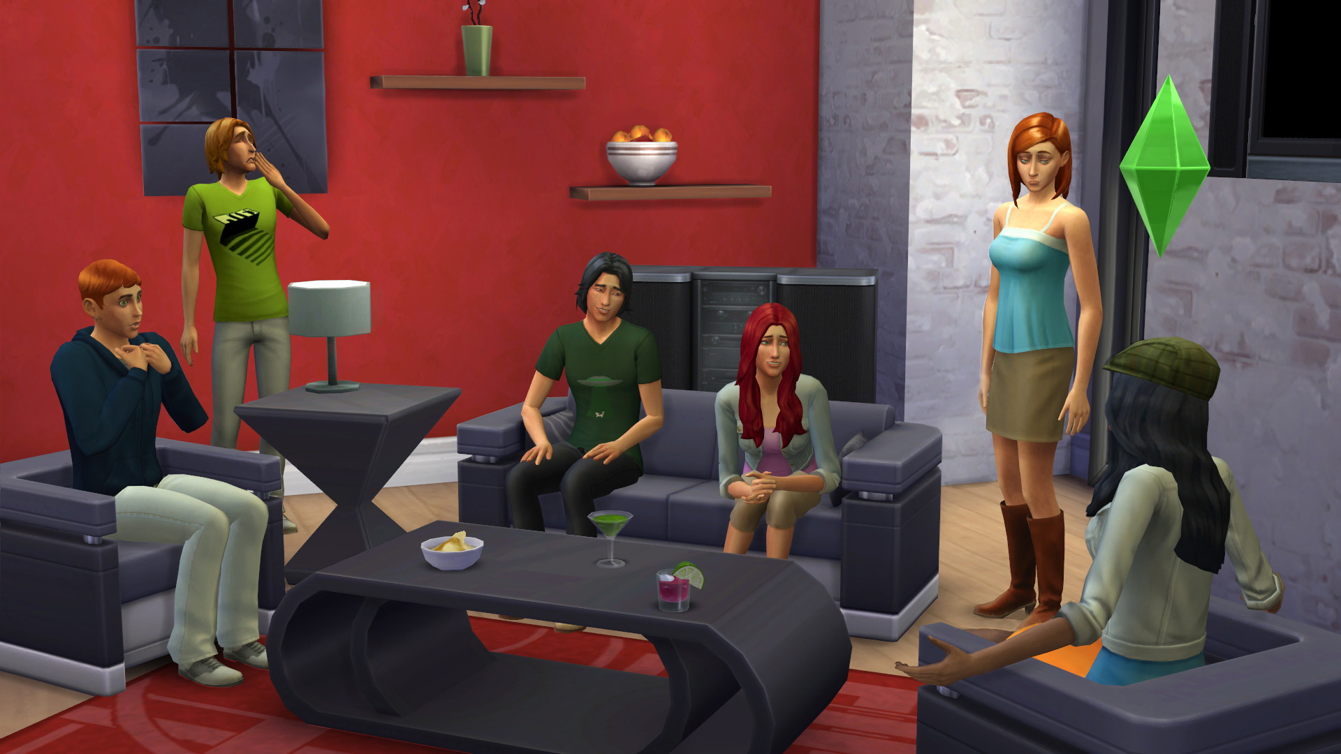 It makes me almost to tears. '20 Years On, The Sims' diehard fans could Never Let Go