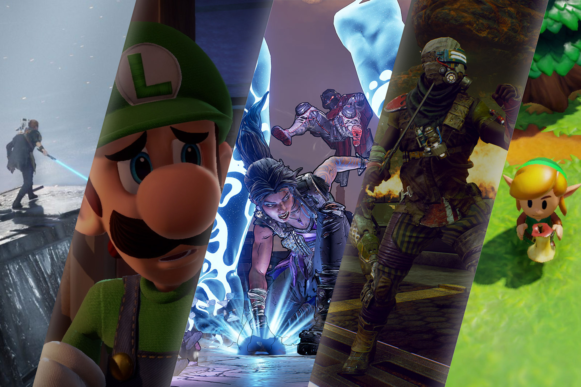 The 10 video games, we can not wait for this fall games