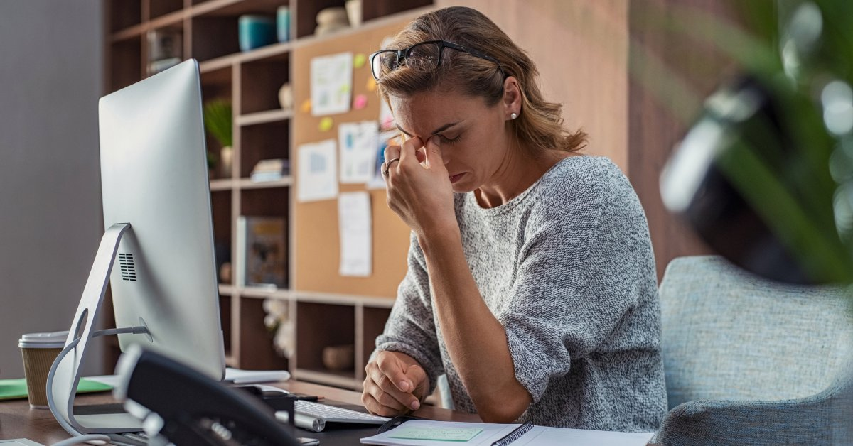 Worrying, work-life balance 'can be a trap. Here's what Instead of trying